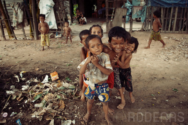 Suburbi Mondul Bai de Siem Reap