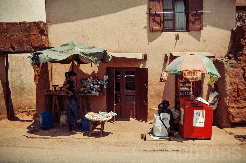 Afores d'Antananarivo