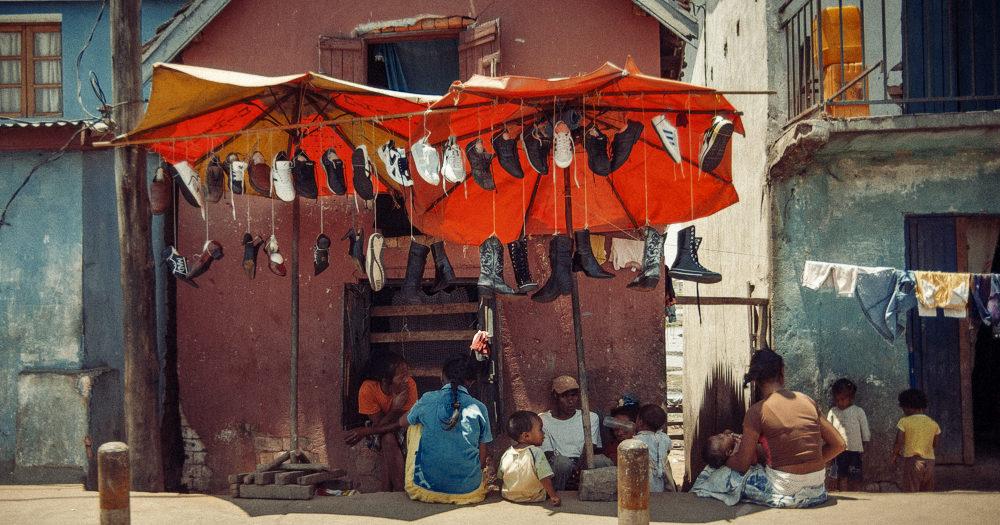 Antananarivo, un passeig por les afores
