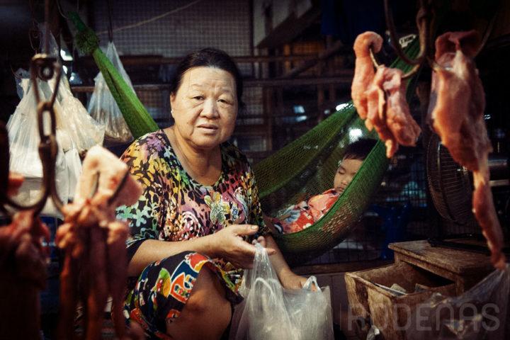 Mercats de Cambodja